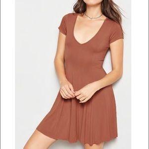 Mauve Swing dress